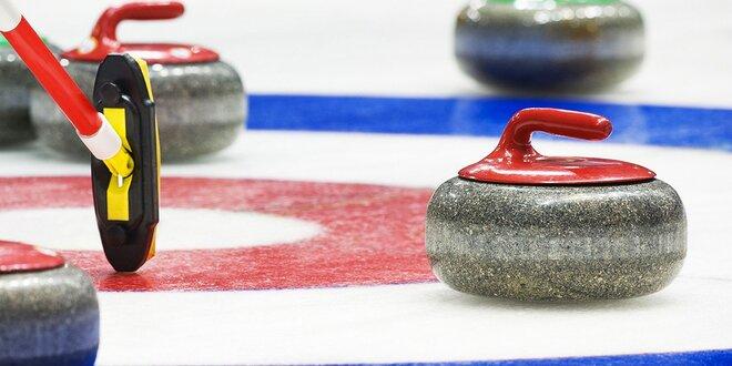 Curling - tímová zábava pre 6-10 ľudí!