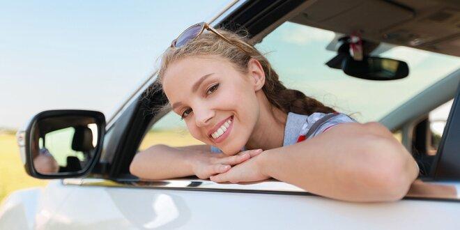 Požičanie auta na 3 a viac dní alebo víkend