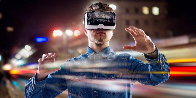Zažite spojenie 9D kina a virtuálnej reality!