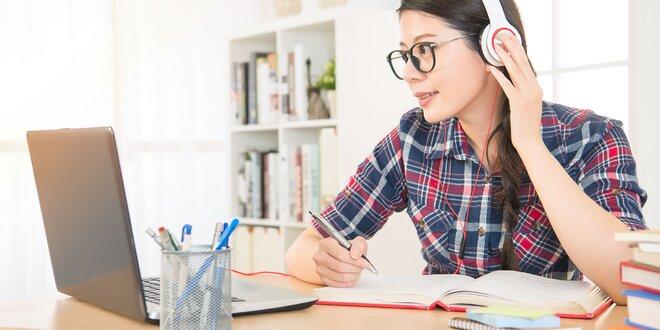 Online kurz rýchleho písania a čítania v AJ