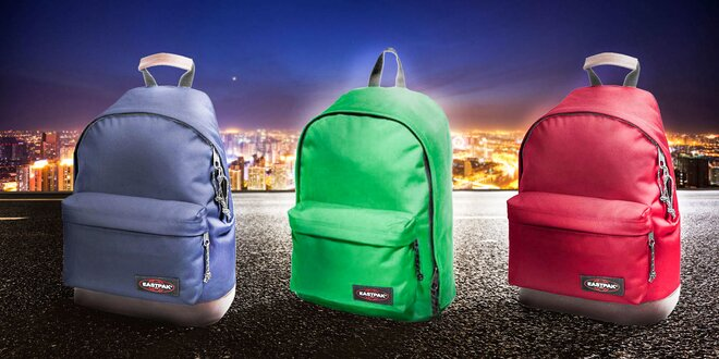 Batoh Eastpak WYOMING alebo OUT OF OFFICE