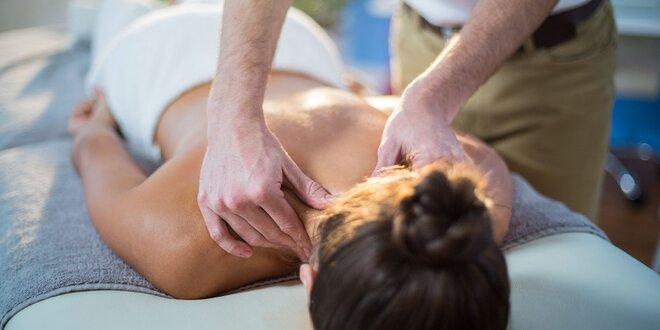Špeciálna ozdravná masáž či manuálna lymfodrenáž