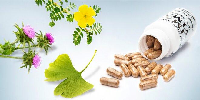 Posilnite si zdravie bylinnými kapsulami!