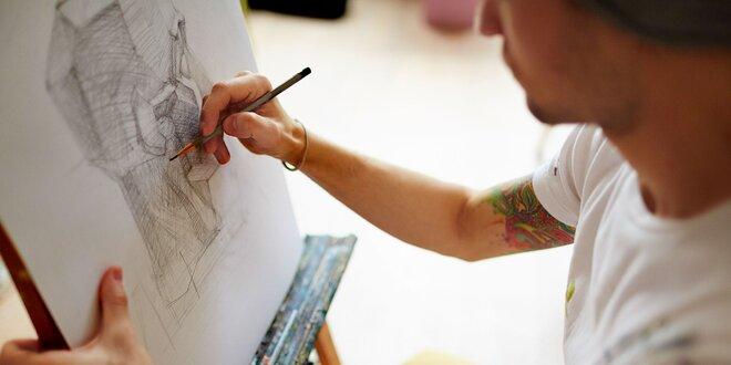 Prípravné kurzy kresby - zdokonaľte techniku!