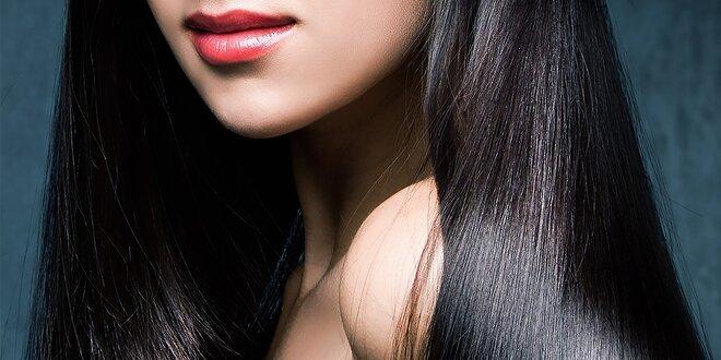 Ozónová kúra s možnosťou farbenia a strihania vlasov