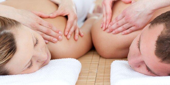 Relax vo forme masážnych balíčkov pre dvojice