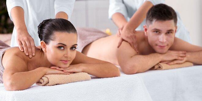 Masáže v ZEN Beauty Spa, v ponuke aj párová masáž