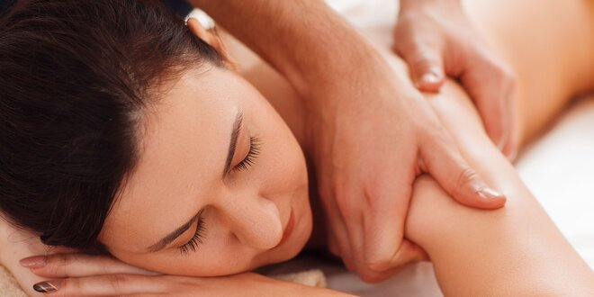 Klasická masáž s možnosťou permanentky
