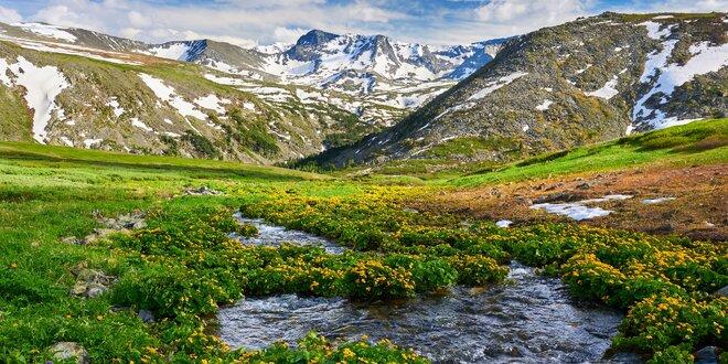 Horský pobyt v srdci Rakúskych Álp