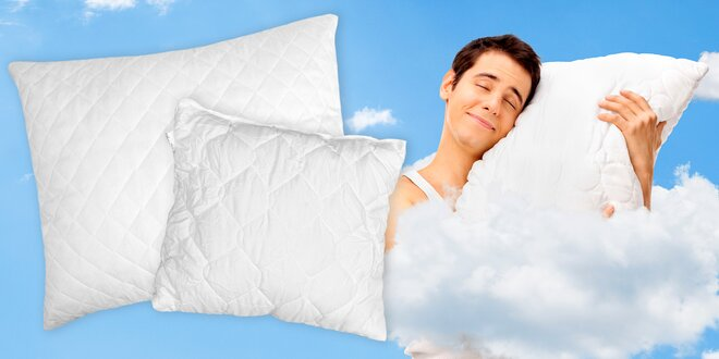 Prešívané vankúše – mäkkosť pre váš pokojný spánok