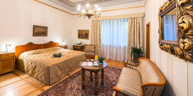 Rozprávkový pobyt v Chateau GrandCastle****