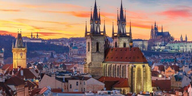 Ubytovanie v hoteli Ibis v atraktívnej časti Prahy