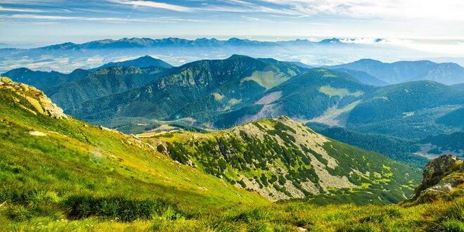 Letný pobyt pod Chopkom v Nízkych Tatrách. Bývajte v Chate Björnson***!