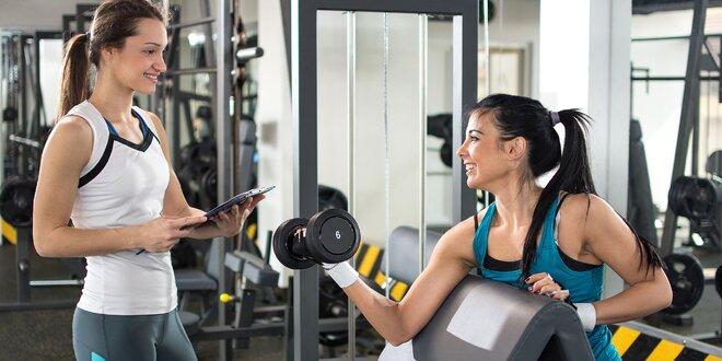 4-týždňový intenzívny fitness program