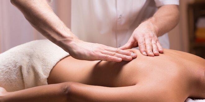 Kombinovaná masáž pre vaše maximálne uvoľnenie