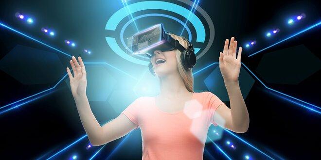 Virtuálna realita v SLOVAK MA3X