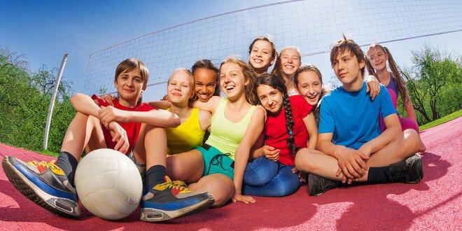 Letný tábor pre deti alebo tínedžerov