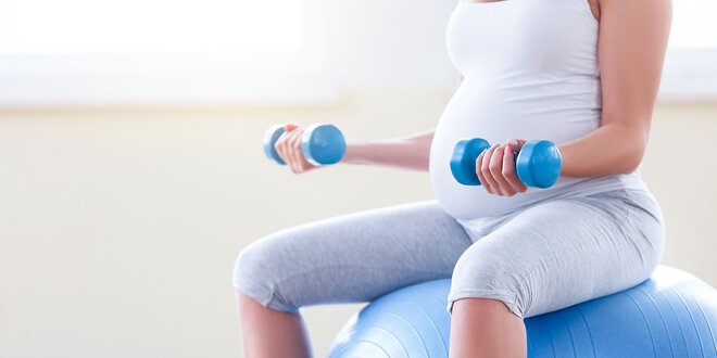 Tehotenské cvičenie pre budúce mamičky