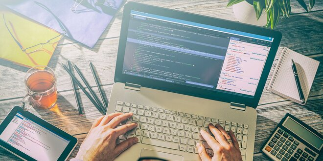 Vytvorenie webovej stránky, loga alebo eshopu