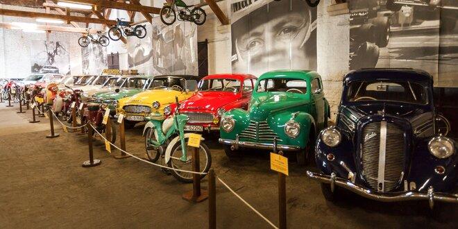 Vstupenky do STM - Múzeum dopravy Bratislava