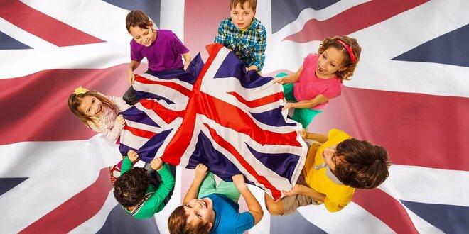 Denný anglický tábor pre deti od 3 do 6 rokov
