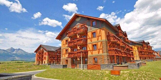 Letná rodinná dovolenka v Tatragolf**** Mountain Resort