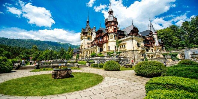 Rumunsko - Tajuplná Drakulova Transylvánia!