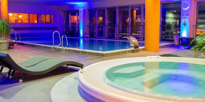 Romantický letný wellness pobyt v Hoteli HOLIDAY INN Žilina****