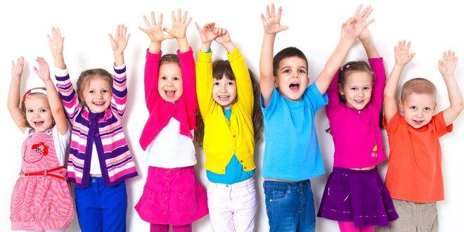 Denný kreatívny tábor pre deti od 4-8 rokov