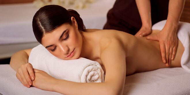 Príjemná čiastočná či celotelová masáž