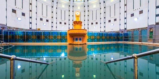 Pobyt v Piešťanoch s úžasným výhľadom a so vstupom na procedúru zrkadlisko v kúpeľoch Pieštany