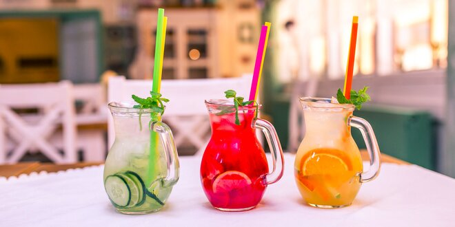 Osviežujúce letné domáce limonády