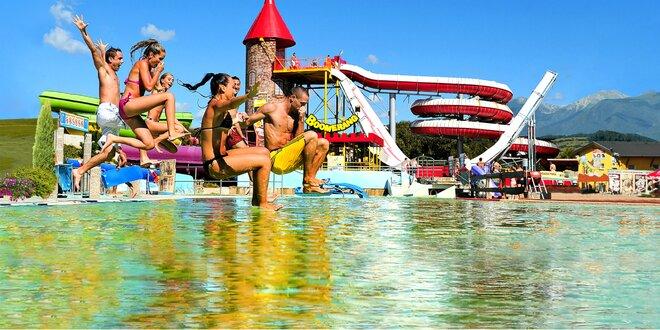 Rodinná dovolenka v Penzióne Energetik*** Jasná so vstupmi do aquaparkov