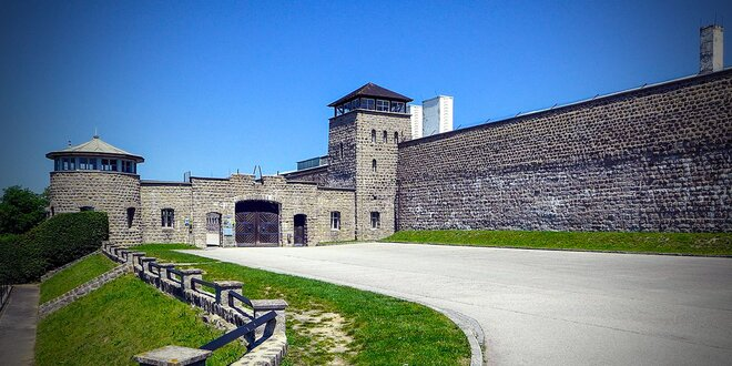 Nezabudnuteľný zájazd - koncentračný tábor