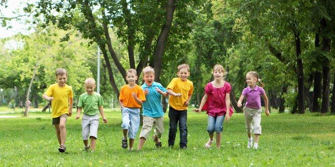 Letný RETRO tábor pre deti v nádhernom prostredí kaštieľa