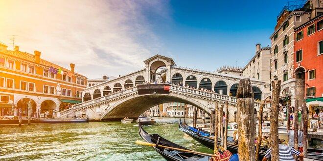 Romantický zájazd do Verony a krásnych Benátok