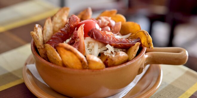 Sedliacka, kuracia alebo špenátová panvička