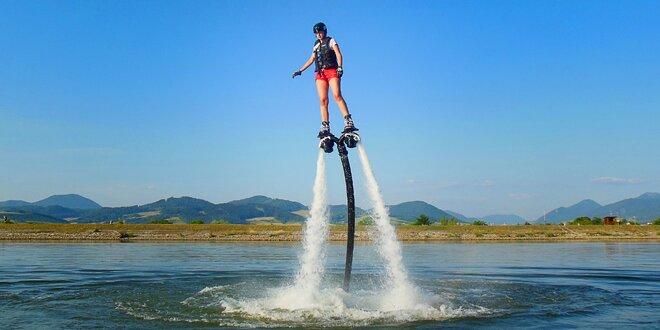 Jedinečný vodný úlet s JetBlade i X-Jetpacks!