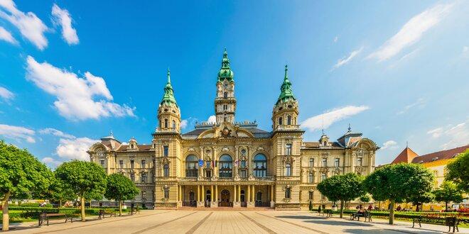 Celodenná návšteva Győru i blízkeho kláštora!
