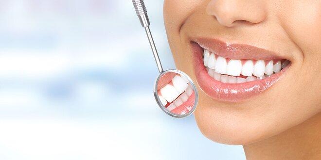 Certifikované bielenie zubov - prírodná báza!