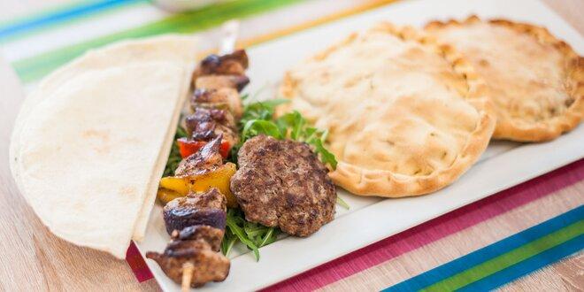 Ochutnávka exotickej egyptskej kuchyne
