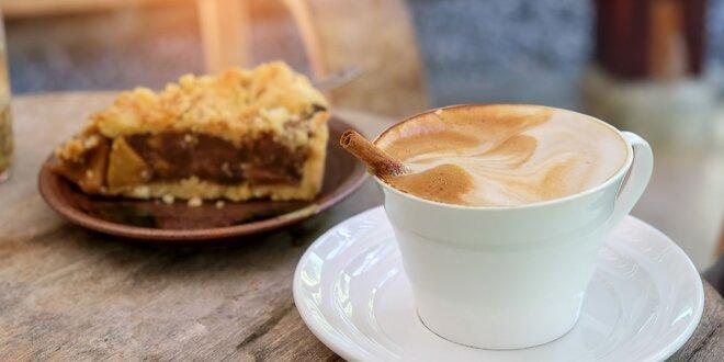 Káva, limonáda, koláčik v Pletenke