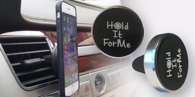 Magnetický držiak na telefón Hold It ForMe