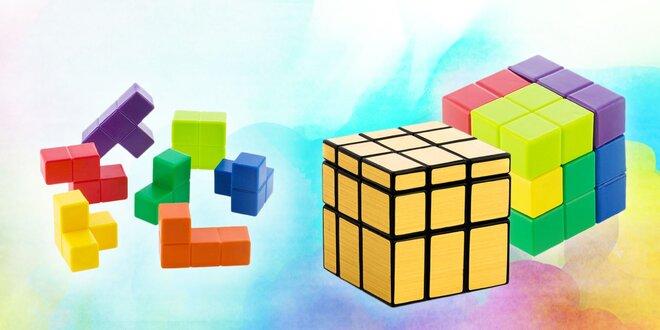 Skladacia kocka potrápi vaše mozgové závity