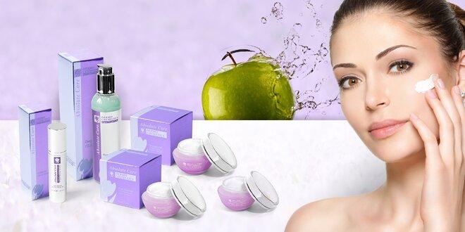 Exkluzívna kozmetika s jablčnými kmeňovými bunkami z Izraela