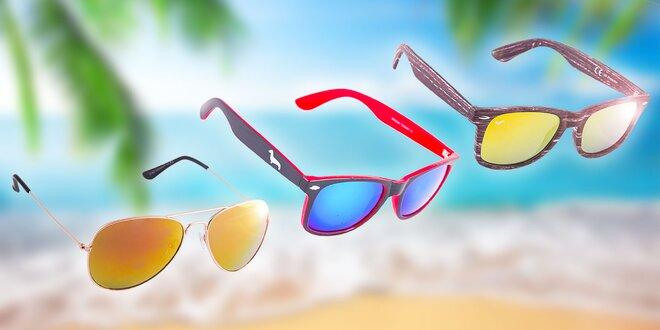 Originálne slnečné okuliare Wayfarer & Pilot!