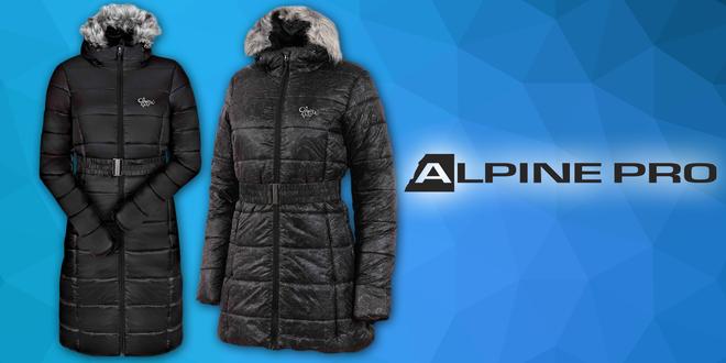 Dámske kabáty Alpine Pro