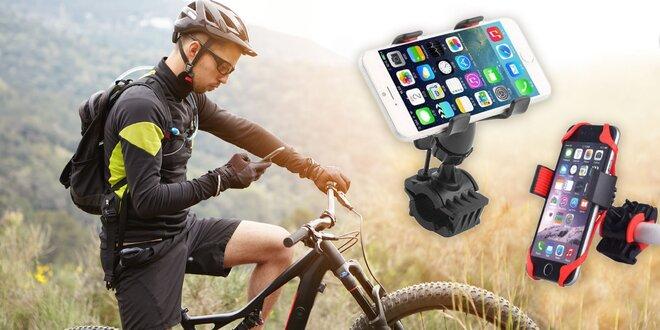 Univerzálne držiaky pre mobilné telefóny a GPS