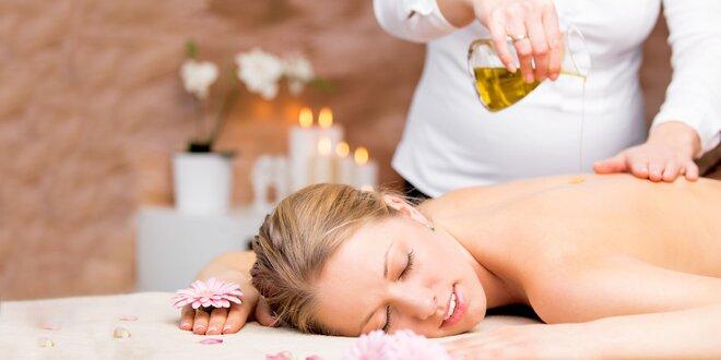 Ajurvédska rejuvenizačná masáž