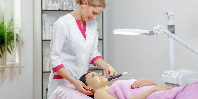 Galvanizácia, hĺbkové čistenie pleti alebo kompletné ošetrenie